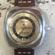 Philip Watch Steel 37mm Manual winding pre-owned