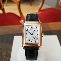 Jaeger-LeCoultre Reverso Grande Date Or rose 29.30mm Argent Arabes France, Montpellier