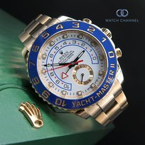 Rolex Yacht-Master II Yellow gold 44mm White No numerals South Africa, Johannesburg