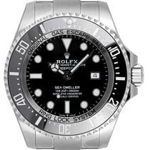 Rolex Sea-Dweller Deepsea Zeljezo 44mm Crn