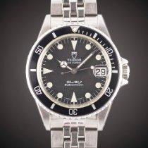 Tudor 75090 Vintage Steel 1996 Submariner pre-owned