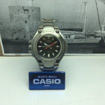 Casio Titan Kvarc Crn Bez brojeva 46mm nov G-Shock