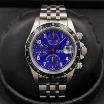 Tudor Prince Date Steel 40mm Blue Arabic numerals United States of America, California, Huntington Beach