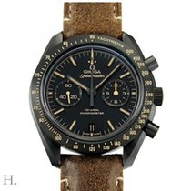 Omega Speedmaster Professional Moonwatch Керамика 44.2mm Чёрный