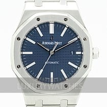 Audemars Piguet Royal Oak Selfwinding occasion 41mm Bleu Acier