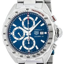 TAG Heuer Formula 1 Calibre 16 44mm Blue United States of America, California, Los Angeles