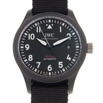 IWC Ceramic Automatic Black 41mm new Pilot