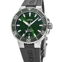Oris Steel Automatic 43.5mm new Aquis Date