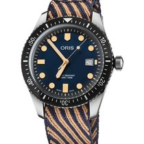 Oris Divers Sixty Five new 2020 Automatic Watch with original box and original papers 01 733 7720 4035-07 5 21 13