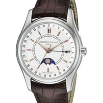 Frederique Constant Steel Automatic 43mm new Classics Moonphase