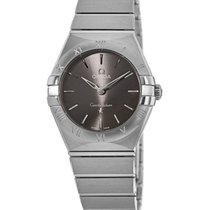 Omega Constellation Quartz Acero 28mm