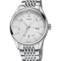 Oris Artelier Pointer Day Date new 2021 Automatic Watch with original box and original papers 01 755 7742 4051-07 8 21 79