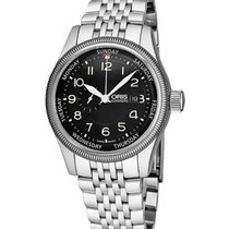 Oris Big Crown Small Second Pointer Day Steel 44mm