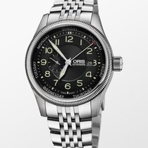 Oris Big Crown Small Second Pointer Day Acero 44mm