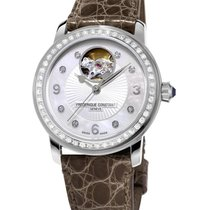 Frederique Constant Ladies Automatic Heart Beat Acier 34mm