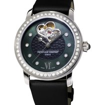 Frederique Constant Ladies Automatic Double Heart Beat 34mm
