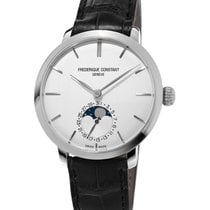 Frederique Constant Manufacture Slimline Moonphase 38.8mm