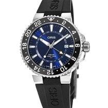 Oris Aquis GMT Date Steel 43.5mm