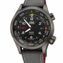 Oris 01 733 7705 4234-Set5 23 16GFC 2020 Big Crown ProPilot Altimeter 47mm nouveau