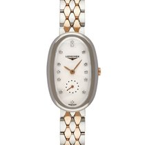 Longines Symphonette Steel 21.9mm