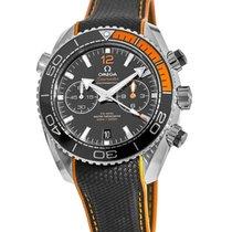 Omega 215.32.46.51.01.001 Acier 2021 Seamaster Planet Ocean Chronograph 45.5mm nouveau