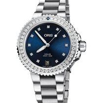 Oris Aquis Date Steel 36.5mm