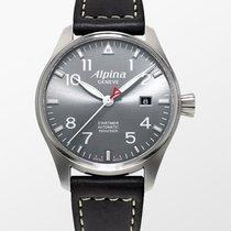 Alpina Startimer Pilot Automatic nuevo 2020 Automático Reloj con estuche y documentos originales AL525G3S6