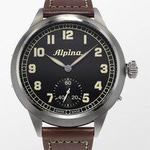 Alpina Startimer Pilot Heritage 50mm