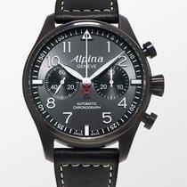 Alpina 44mm Remontage automatique AL860GB4FBS6 nouveau