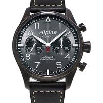 Alpina Сталь 44mm Автоподзавод AL860GB4FBS6 новые