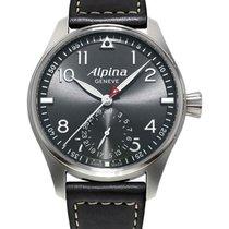Alpina Startimer Pilot Manufacture Сталь 44mm