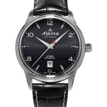 Alpina Сталь 41mm Автоподзавод AL525B4E6 новые