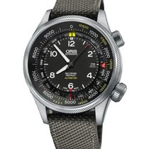 Oris Big Crown ProPilot Altimeter Acier 47mm