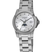Longines Conquest Steel 34mm
