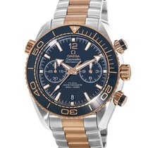 Omega Seamaster Planet Ocean Chronograph Staal 45.5mm