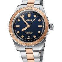 Oris Divers Sixty Five Steel 40mm