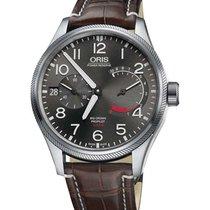 Oris Big Crown ProPilot Calibre 111 new 2021 Manual winding Watch with original box and original papers 01 111 7711 4165-Set 1 22 72FC
