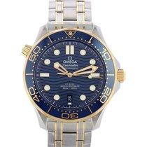 Omega 210.20.42.20.03.001 Steel 2020 Seamaster Diver 300 M 42mm new