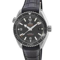 Omega Seamaster Planet Ocean nuevo 2020 Automático Reloj con estuche y documentos originales 215.33.44.21.01.001