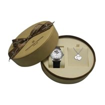 Frederique Constant Ladies Automatic World Heart Federation Steel 34mm
