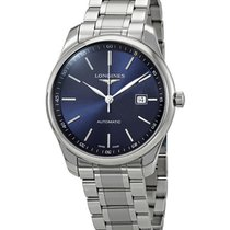 Longines L2.893.4.92.6 Steel 2020 Master Collection 42mm new