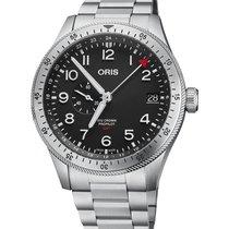 Oris 01 748 7756 4064-07 8 22 08 Acier 2020 Big Crown ProPilot GMT 44mm nouveau