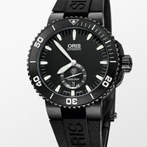 Oris Aquis Titan new 2020 Automatic Watch with original box and original papers 01 739 7674 7754-07 4 26 34BTE