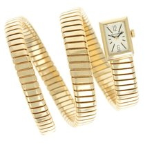 Bulgari Serpenti Yellow gold 12mm Silver United States of America, California, Beverly Hills