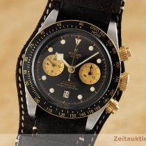 Tudor Black Bay Chrono Zlato/Zeljezo 41mm Crn
