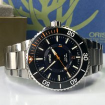 Oris Steel Automatic 01 735 7734 4185-Set MB pre-owned United States of America, Michigan, Birmingham