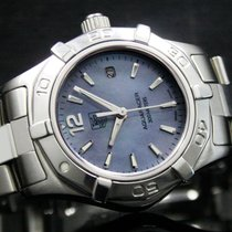 TAG Heuer Aquaracer Lady Steel 27mm Mother of pearl Arabic numerals India, Mumbai