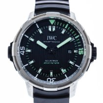 IWC Aquatimer Automatic 2000 Титан 46mm Чёрный