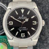 Rolex Explorer Stahl Schwarz Deutschland, Mülheim an der Ruhr