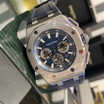 Audemars Piguet Royal Oak Offshore Chronograph Titane 42mm Bleu